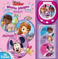 Disney Junior Music Player Storybook (Hardcover)