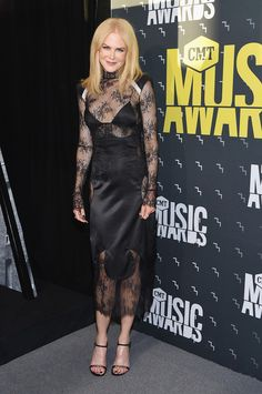 Nicole Kidman - Every Look from the 2017 CMT Music Awards - Photos