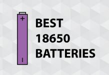 Best 18650 Batteries for Vaping 2016