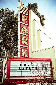 Park Theater  Lafayette, CA