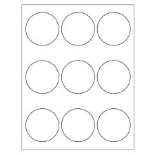 Free Avery Templates Round Label Per X Sheet - Avery 4x6 template