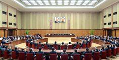 조선민주주의인민공화국 정부, 정당, 단체 련석회의 진행-《조선의 오늘》