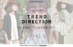 'GIRLS | Children's Trend Direction SS '18' by MAGIC