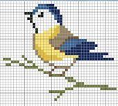 Love Bird Cross Stitch 67 Ideas For 2019 123 Cross Stitch, Cross Stitch Bird, Cross Stitch Fabric, Cross Stitch Designs, Cross Stitching, Cross Stitch Patterns, Bird Theme Nursery, Bird Nest Craft, Pixel Pattern