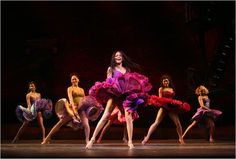 """2009 """"West Side Story"""" Broadway revival - Karen Olivio - And All That Film: July 2009"""