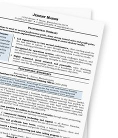 1000 images about scannable resumes on pinterest best