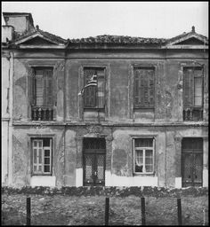 Old Photos, Vintage Photos, Old Greek, Facade Design, Neoclassical, Greece, The Past, Louvre, Explore