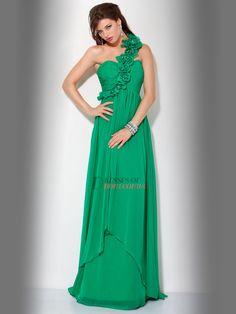 green dresses, green dresses, green dresses???