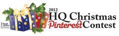 HQ Christmas logo #HandiQuilter