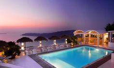 Hotel da Sogno a Santorini (Grecia)