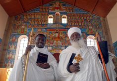 Ethiopian orthodox church. Richard Littledale's Preacher's A - Z