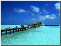 Maldives Island.. The best place honeymoon in the world.. yaaaaaaayy..