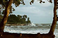 Beach of Kribi   Flickr - Photo Sharing!