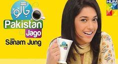 Jago Pakistan Jago (Sanam Jung) 2nd April 2016
