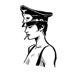 Sketch (The Night Porter).