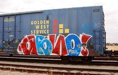 Juxtapoz Magazine - Graffiti