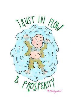 trust in flow