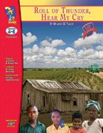 Roll of Thunder, Hear My Cry Lit Link: Novel Study Guide. Download it at Examville.com - The Education Marketplace. #scholastic #kidsbooks @Karen Jacot Jacot Jacot Jacot Echols #teachers #teaching #elementaryschools #teachercreated #ebooks #books #education #classrooms #commoncore #examville