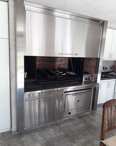 Floriipic (@floriipic) • Fotos y vídeos de Instagram Parrilla Interior, Wall Oven, My Dream Home, Bbq, Kitchen Appliances, Instagram, Dreams, Outdoor Fun, Pizza Ovens