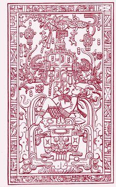 Pacal Votan Sage-King of the Classic Maya