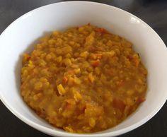 Rezept Orientalische Linsen mit Kürbis von HeidiL - Rezept der Kategorie Hauptgerichte mit Gemüse