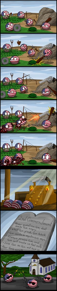 [Contest Thread] The Beginning of a Belief : polandball