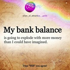 Positive Energy Quotes, Positive Self Affirmations, Wealth Affirmations, Law Of Attraction Affirmations, Law Of Attraction Quotes, Positive Thoughts, Positive Sayings, Spiritual Prayers, Spiritual Meditation