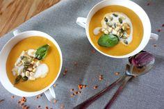 Coconut Sweet Potato Soup