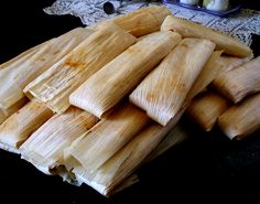 Cooking for My Peace of Mind: Beef Tamales...this is just the masa recipe but good pictures/instructions