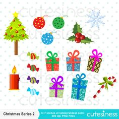 Christmas Series 2 : 39 Graphics ----------------------- ★★ Package Included ★★----------------------------------- *You will received a total of 39 Files in PNG Format with TRANSPARENT background, Size of 6~7 Inches at tallest/widest point of 300 DPI resolution. * 7 Main Characters with multiple poses * Background, Paper, and other supporting items as shown. * 1 POSTER for High Res Printing * Watermark will not appear on Actual Products * FREE Small Commercial Use --------------------★...