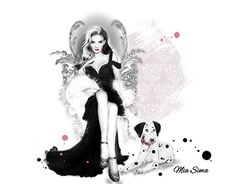 "Check out new work on my @Behance portfolio: ""Cruella de Vil"" http://be.net/gallery/52695721/Cruella-de-Vil"