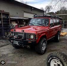 Toyota Land Cruiser FJ