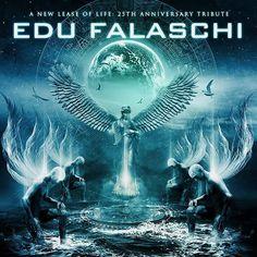 Resenha do Rock: EDU FALASCHI: confira arte da capa da versão em CD...