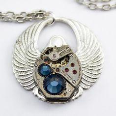 Steampunk Jewelry Scarab