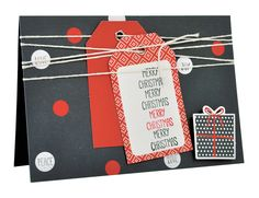 @Kaisercraft North Pole #handmade #card