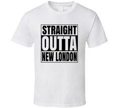 Straight Outta New London T Shirt