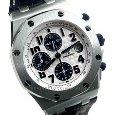 Royal Oak Offshore Navy Themes – Dealer Clocks