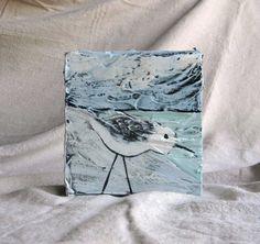 BIRD by Kim Pall ~ 30a Florida Artist