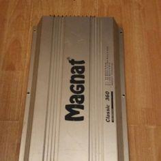 Amplificator statie auto Magnat Classic 360 subwoofer Butcher Block Cutting Board, Audio, Classic, Derby, Classical Music