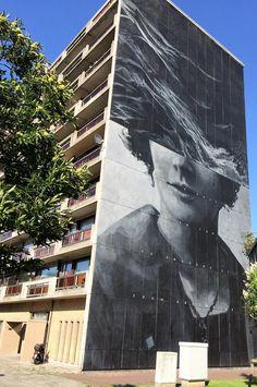 Ricky Lee Gordon - Street Art Oostende -
