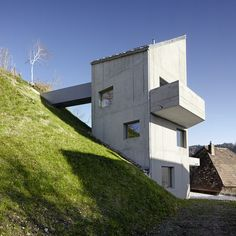 House / Trans Localarchitecture GmbH (Dresden / Bern) with Opus Architects Ltd.