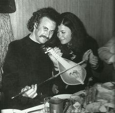 Nikos Xylouris with Tzeni Karezi