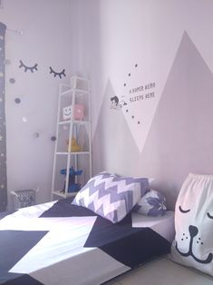 old house interior Kids Bedroom Designs, Baby Room Design, Home Room Design, Cute Bedroom Decor, Small Room Bedroom, Girls Bedroom, Trending Topic, Aesthetic Room Decor, Paint Colors