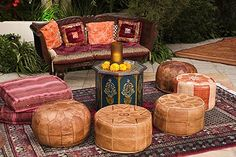 Living Room Moroccan Decor : Bohemian Style Decoration – Better Home and Garden