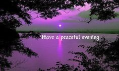 have a peaceful evening quotes quote evening good night good evening good evening quotes have a good evening Good Night Friends, Good Morning Good Night, Night Time, Morning Light, Good Afternoon Quotes, Good Night Quotes, Morning Qoutes, Consider It Pure Joy, Good Evening Greetings