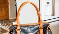 How to Restore Leather in 4 Easy Steps | Hammers N Hugs Diy Leather Repair, Leather Furniture Repair, Diy Conditioner, Leather Conditioner, Leather Restoration, Large Purses, Leather Cleaning, Best Bags, Hugs