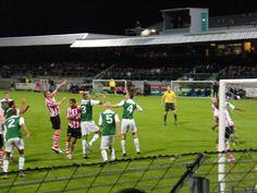De Krommedijk. FC Dordrecht