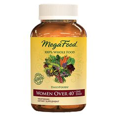 Women Over 40 One Daily (90 Tablets) by Megafood at the Vitamin Shoppe Mobile