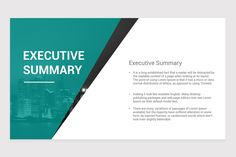 Executive Summary PowerPoint PPT Template is a professional Collection shapes design and pre-designed template that you can download and use in your PowerPoint. The template contains 12 slides you can easily change colors, themes, text, and shape sizes with formatting and design options available in PowerPoint. Ppt Template, Logo Templates, Normal Distribution, Executive Summary, Color Themes, Colors, Lorem Ipsum, Facts, Letters