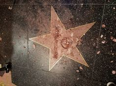 BAHAHAHAHA! - Trump Star on Hollywood Walk of Fame Is Smashed - The New York Times